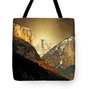 In The Presence Of God Tote Bag