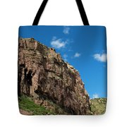 In The Royal Gorge Tote Bag