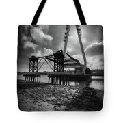 Northern Spire Bridge 4 Tote Bag