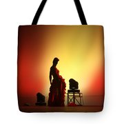 In The Shadows... Tote Bag