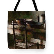 In The Shaker Kitchen Tote Bag