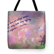 In The Sky 2016 Tote Bag