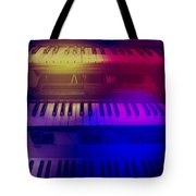 In The Spot Light Tote Bag