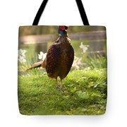 In The Springtime Tote Bag