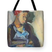 In The Still Of Quiet Tote Bag