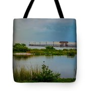 In The Still Of The Morning Tote Bag