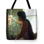 In The Studio Tote Bag