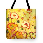 In The Summer Sun Tote Bag by Jennifer Lommers