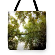 In The Summer Time When The Weather Was Fine Tote Bag
