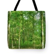 In The Thick Of Things Tote Bag