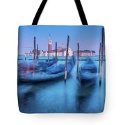 In The Twilight Of Memory Tote Bag