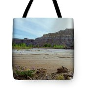 In The Valley Low Tote Bag