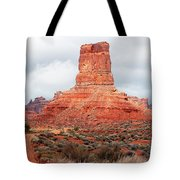 In The Valley Of The Gods Tote Bag