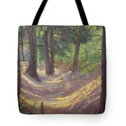 in the Vienna Woods Tote Bag