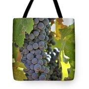 In The Vineyard Tote Bag by Nancy Ingersoll