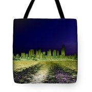 In The Wake Tote Bag