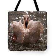 In The Water Tote Bag