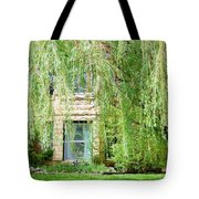 In The Weeping Willows Tote Bag