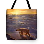 In The Wilderness Tote Bag by Kevin Parrish