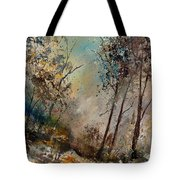 In The Wood 451180 Tote Bag