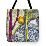 In The Woods And Swamps Tote Bag