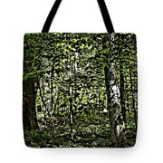 In The Woods Wc Tote Bag