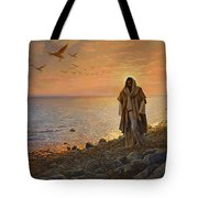 In The World Not Of The World Tote Bag