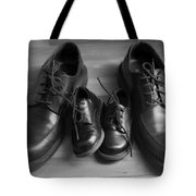In Their Shoes Tote Bag
