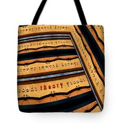In Theory Tote Bag