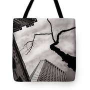 In These Spaces Tote Bag