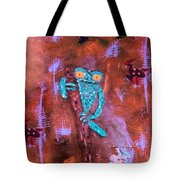 In The Trees Tote Bag