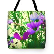 In Time For Summer Tote Bag
