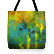 In To Abstract Tote Bag