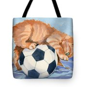 In Training Tote Bag