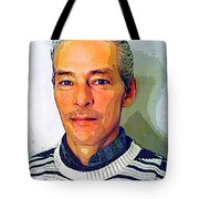 In Truth You Never Die Tote Bag by Guy Ricketts