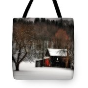 In Winter Tote Bag