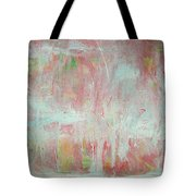 In Winter--the Nowhere Forest Tote Bag