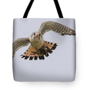 In With Food Tote Bag