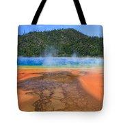 In Yellowstone Tote Bag