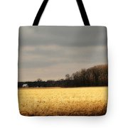 In Yonder Timber Tote Bag