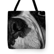 In Your Face II Tote Bag