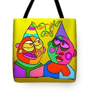 In Your Head Tote Bag