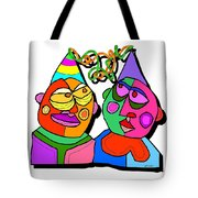 In Your Mind Tote Bag