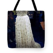 Inaugural Gown On Display Tote Bag