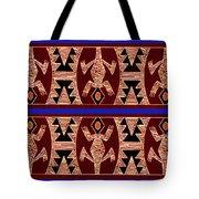 Inca Gecko Spirits Tote Bag