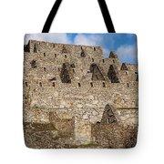 Inca Stone Ruins Tote Bag