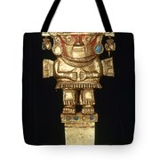 Incan Gold Ornament Tote Bag