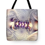 Incandescent Reminiscences Tote Bag