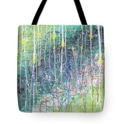 Incandescent Tote Bag