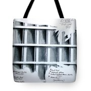 Incarceration Nation Tote Bag